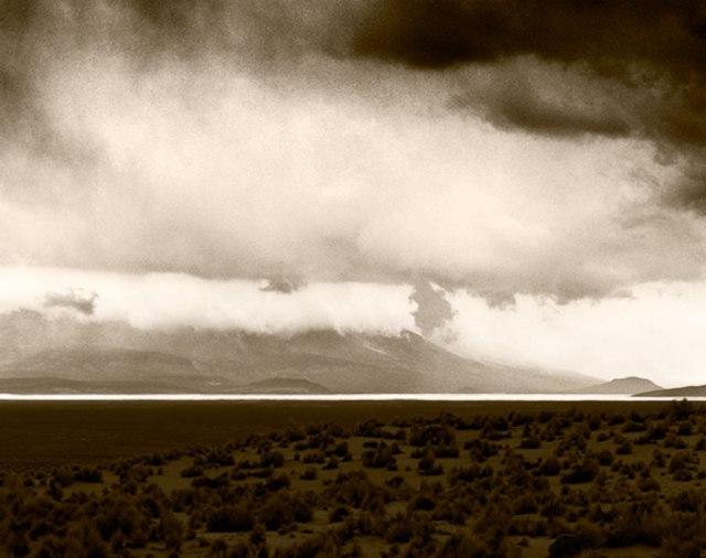 Laguna Salinas I by David Kachel
