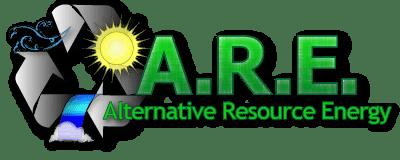 Alternative Resource Energy Logo