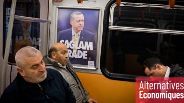 Erdogan voudrait mener la Turquie en bas taux