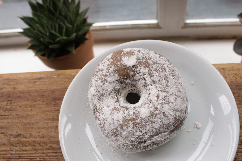 Vegan donuts in Brighton at Glazed