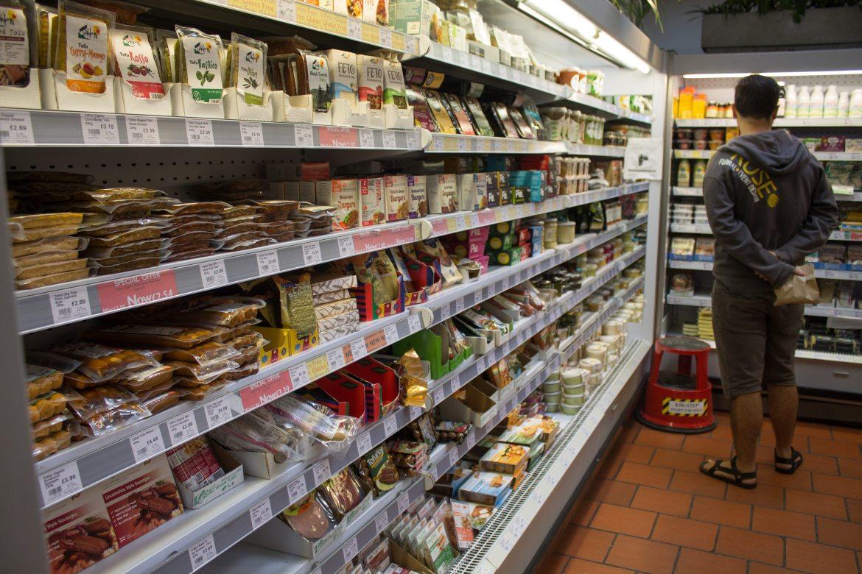 Infinity Foods Vegetarian Supermarket in Brighton