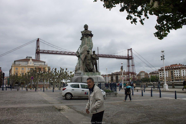 Portugalete Bilbao Spain