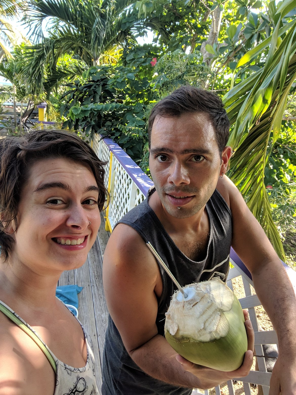 Sam and Veren: The Alternative Travelers