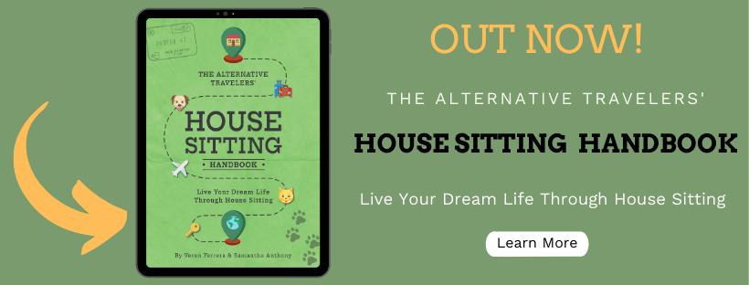 The House Sitting Handbook clickable banner