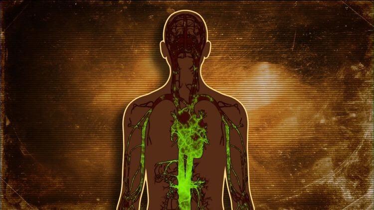 toxiny v tele