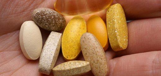toxiny ve vitaminech