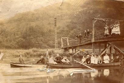 Kahnpartie 1913