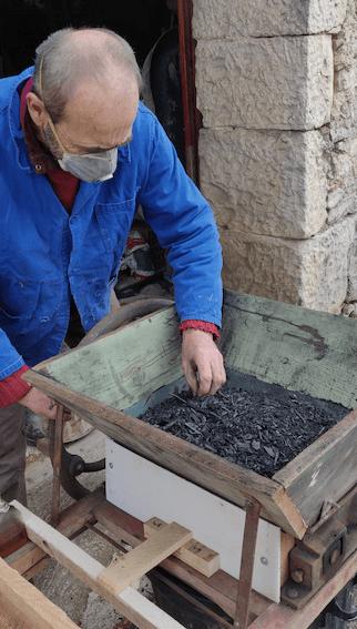 charbon végétal, écochar
