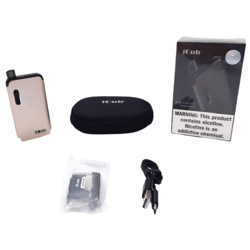 Vaporizador electrónico Icub Plano