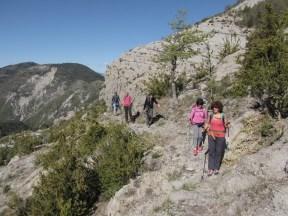 Mont Fracha et Brec D'ILONS Alti+