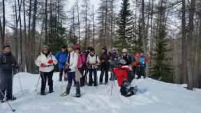 Dimanche 4 février – Tinée- Col d'Anelle ALTI PLUS