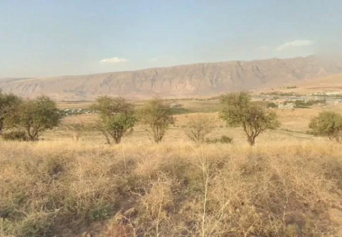 montagne kurdistan