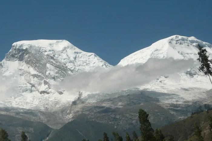 Grimper le Huascaran au Pérou