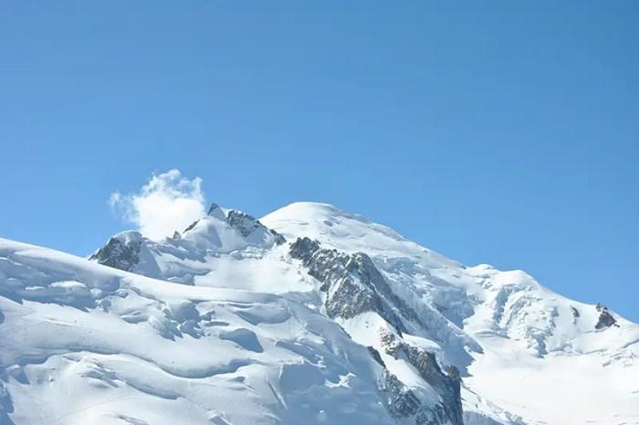 Les 46 webcams du massif du Mont-Blanc