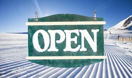 ouvertures des domaines skiables