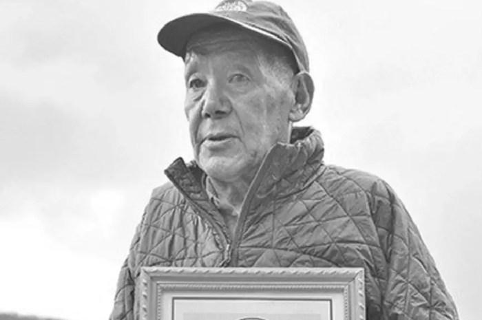 Ang Rita, le sherpa légendaire est mort à l'âge de 72 ans