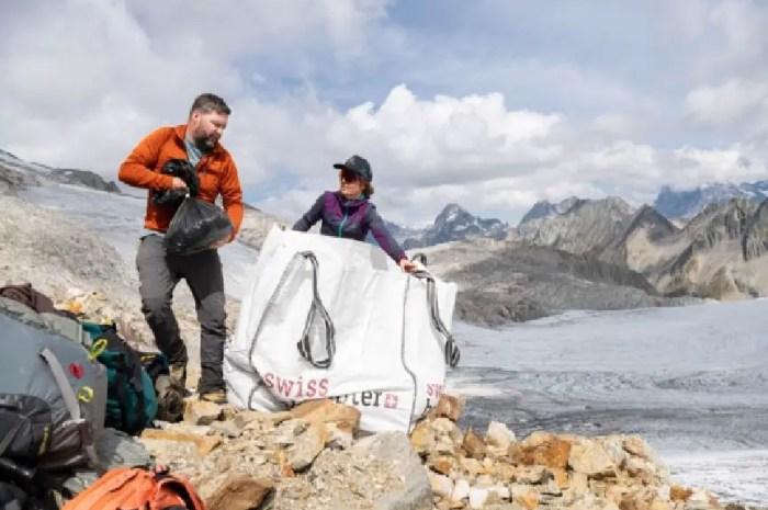 La course des archéologues pour sauver des vestiges de la fonte des glaciers !