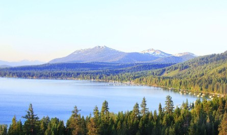 Lac Tahoe Californie