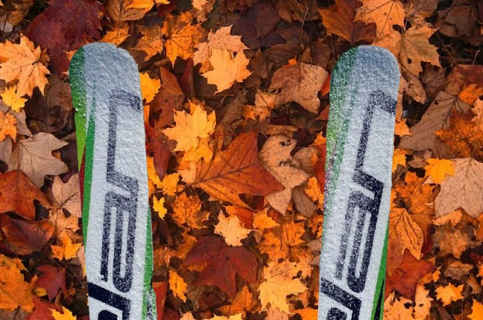 Ski d'automne 2020 : la saison du ski sur glaciers débute !