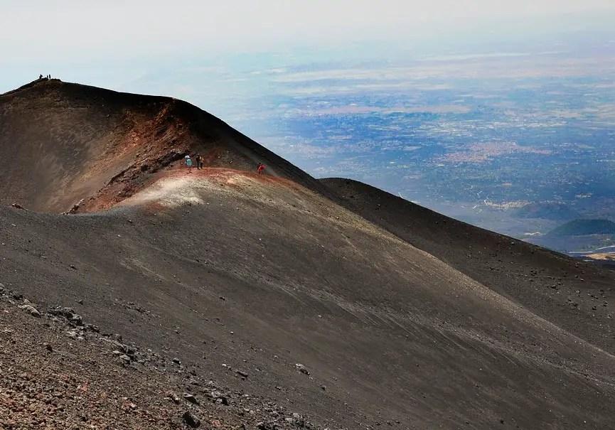 Sicile volcan Etna