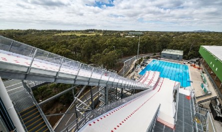 centre entrainement olympique Brisbane