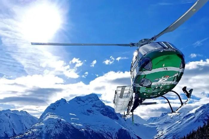 Héli-ski et respect de l'environnement peuvent-ils être compatibles ?