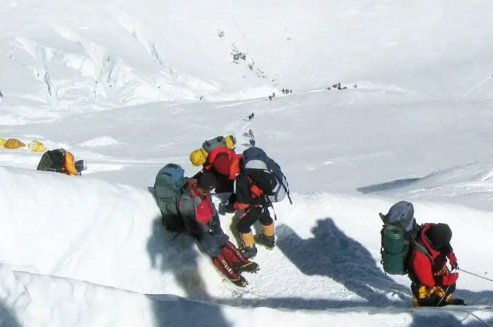 Les pires clients des expéditions commerciales à l'Everest !