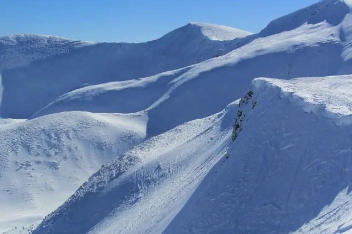 Lukasz Supergan traversera Sudètes et Carpates en solitaire et en hiver