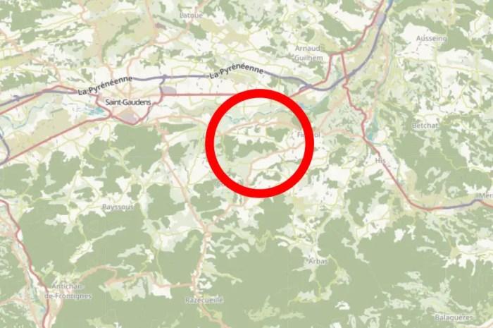 Un ours quitte les Pyrénées pour s'aventurer en plaine ?