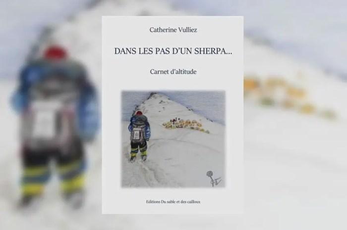 Cette Française heureuse au sommet de l'Everest !