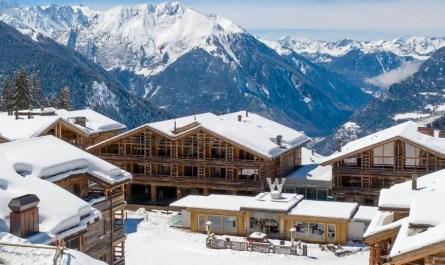 Hôtel ski Verbier en Suisse