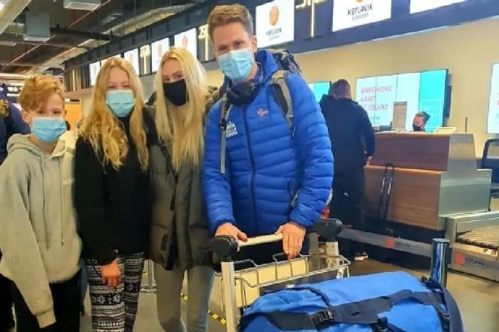 La saison hivernale au K2 débute : John Snorri arrive sur place !