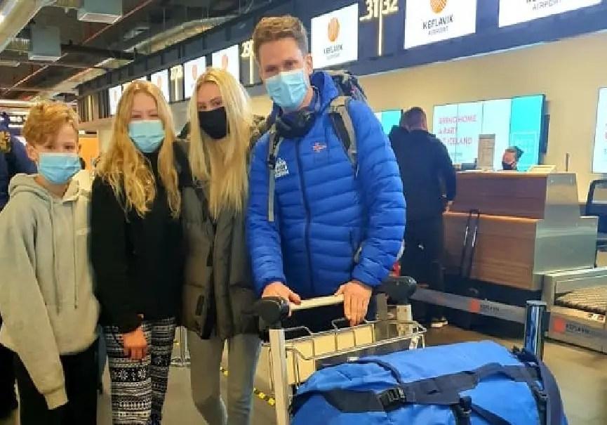 John Snorri Islande K2