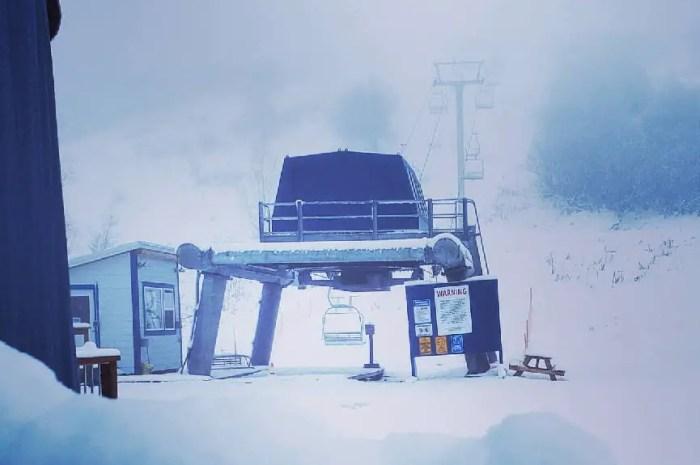 Une nouvelle station de ski inaugurée à 440 mètres d'altitude !