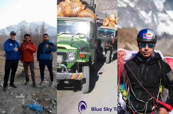 Hiver au K2 2020-2021 : à une semaine des premiers grimpeurs au camp de base !