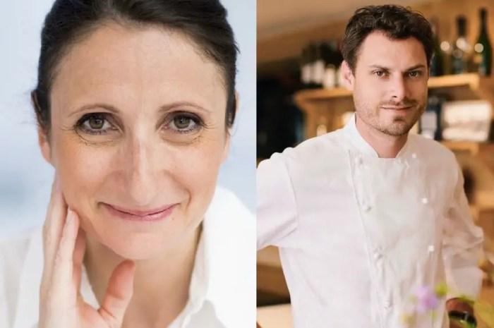 Anne-Sophie Pic et Julien Gatillon font l'actualité gastronomique de Megève