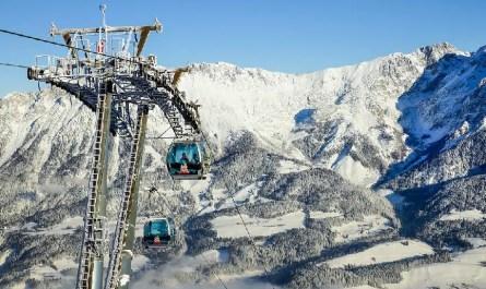 Ski en Europe à Noël