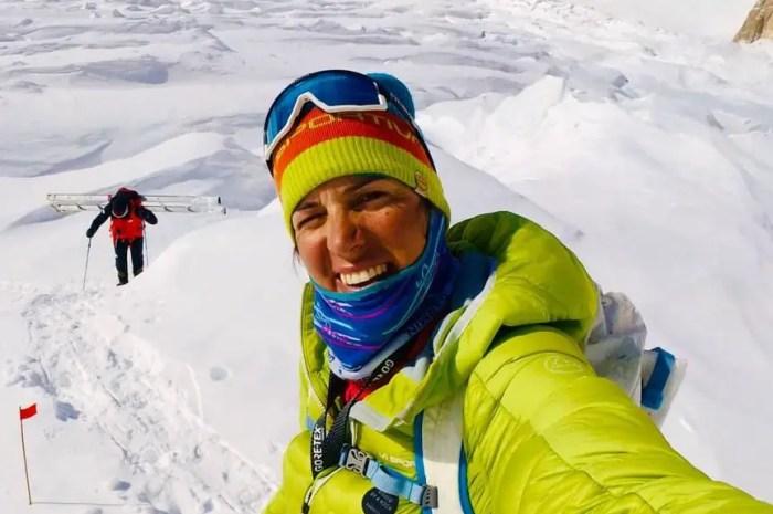 Tamara Lunger : une femme au sommet pour la 1ère hivernale du K2 ?