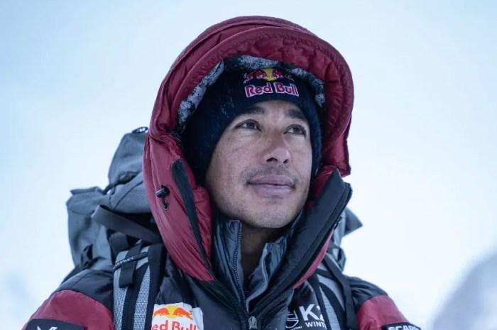 Nims Dai réalise l'ascension hivernale du K2 sans oxygène !