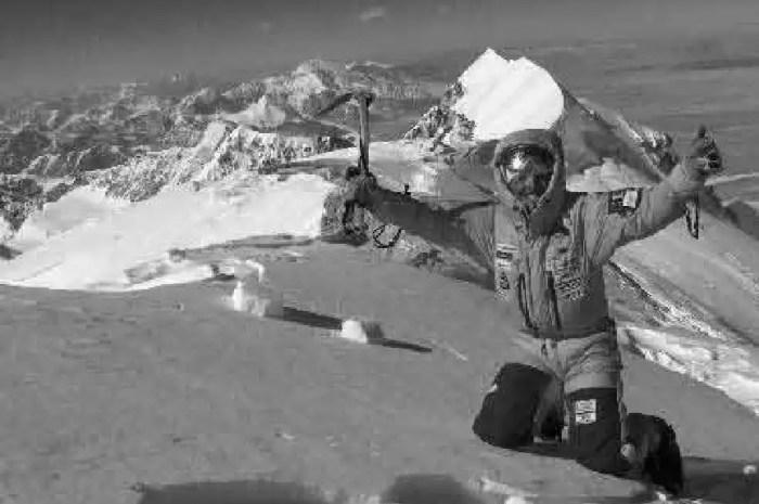 Il y a 16 ans : un Italien au sommet d'un 8.000 en hiver !