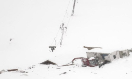 avalanche siglufjordur