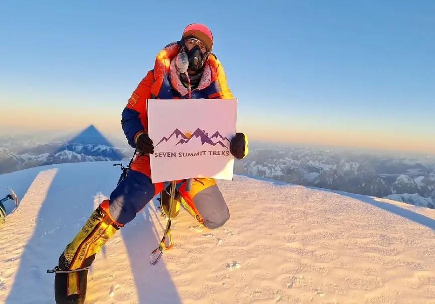sommet K2 hiver