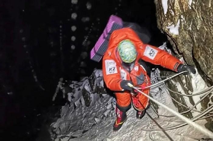 De retour du K2 : Magdalena confrontée au pire mais pas seulement !