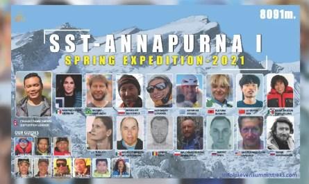 Annapurna SST