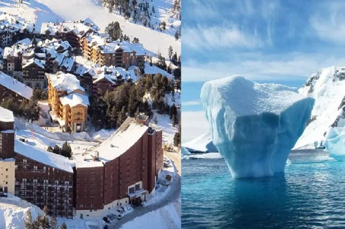 Des aventuriers polaires s'entrainent dans la neige de Savoie !
