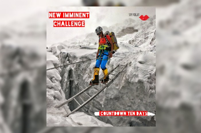 L'Andorrane Stefi Troguet vise le Dhaulagiri avant un été au Karakoram