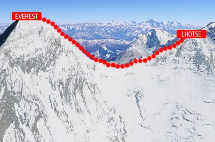 L'Américain O'Brady en quête d'une traversée Everest Lhotse ?