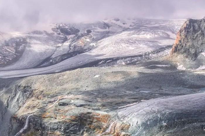 Les glaciers accélèrent leur fonte, le niveau des océans grimpe !