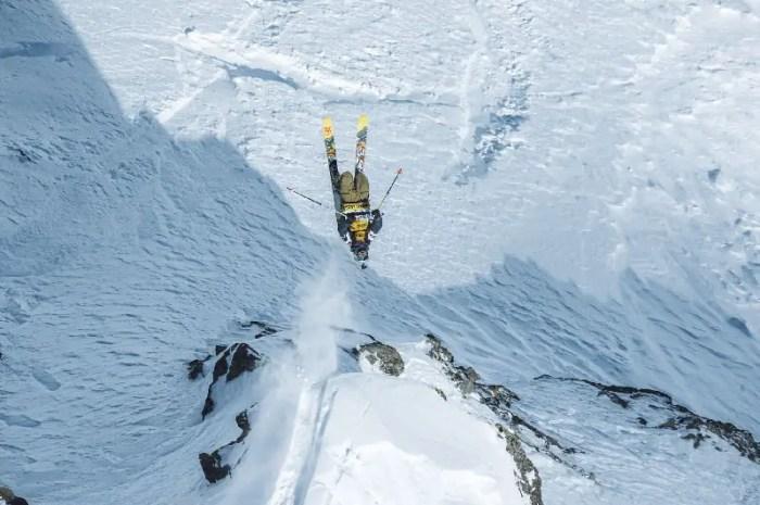 Les 10 meilleures chutes de la saison 2021 de ski et snowboard freeride !