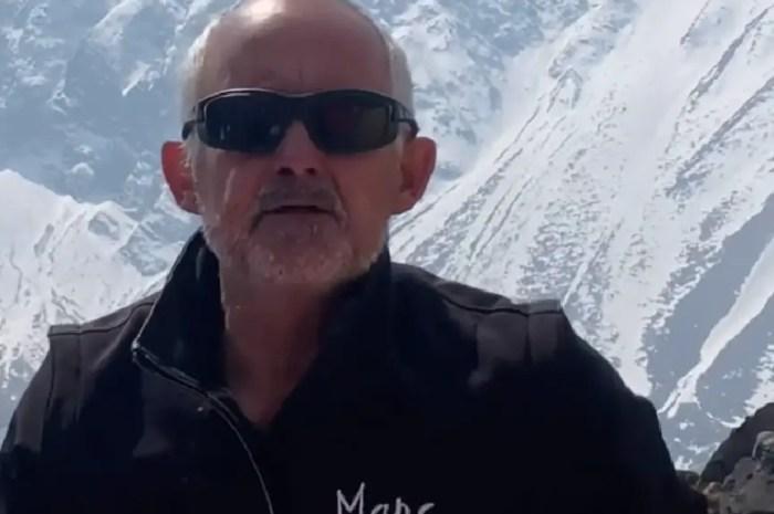 Marc Batard à l'Annapurna : « Si j'étais raisonnable, je n'irais pas ! »